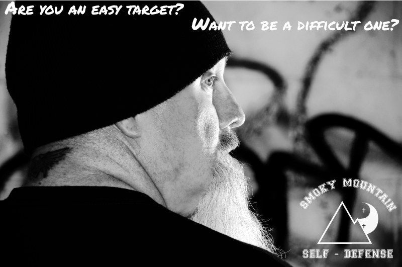 Are you an easy target