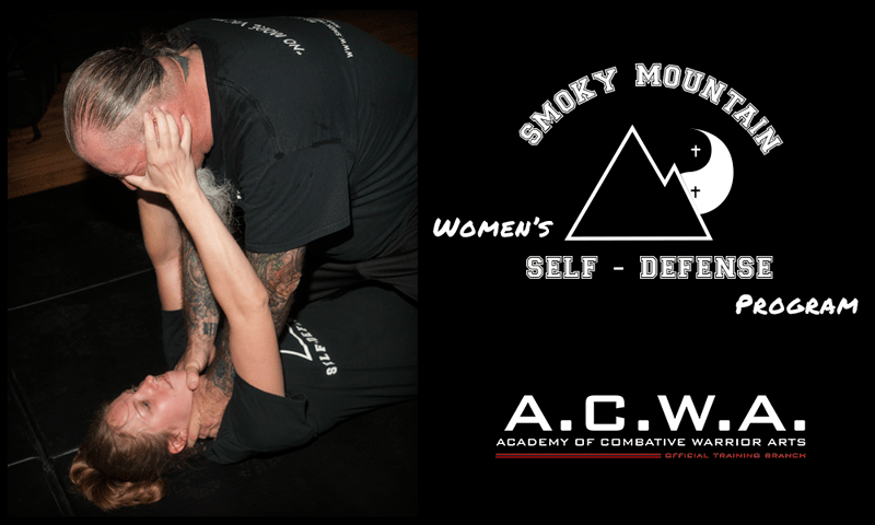 Womens Self Defense Class -- Smoky Mountain Self-Defense